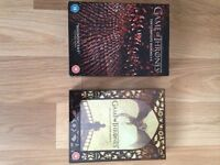 Game Of Thrones Season 1-5 (like new)