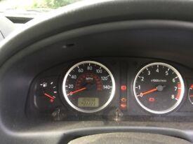 Nissan almera se 2005 model mot till sept 2018