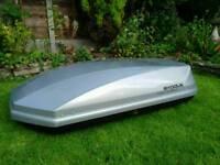Exodus 470 Roof Box