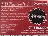 PD Removals & Cleaning