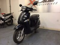 Yamaha XC 115 Delight Automatic Scooter, Black, 1 Owner, Good Condition, ** Finance Available **
