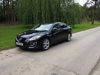 Mazda 6 sport 2010 one owner with full main dealer service history 12 months mot