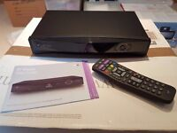 BT Vision Freeview Box with PVR recording function