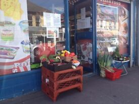 Food store/Delicatessen in Bath busy street for sale
