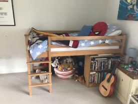 ASPACE children's cabin bed.