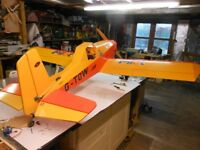 "Farmhand 90 RC Aircraft with CRRC 45cc Petrol Engine Complete ready to go 90"" wingspan"