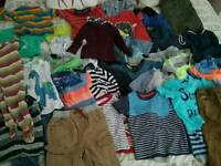 Baby Boys clothes 9-12 months **Pending collection**