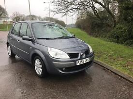 2007 Renault Scenic low mileage new clutch