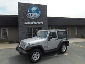 2010 Jeep Wrangler SPORT! INCLUDES $1000 GIFT CARD!