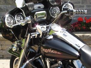 2002 harley-davidson FLHR Road King  $18,000 in Customizing and  London Ontario image 14