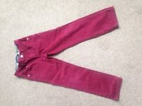Age 6 Mini Boden trousers