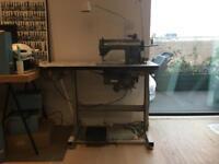 Industrial Singer 20u Sewing Machine