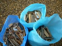 3 x Very Large Bags of Timber Offcuts / Kindling
