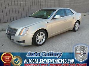 2008 Cadillac CTS 4 *AWD/LTHR/ROOF
