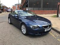 BMW 645 04 PLATE AUTOMATIC V8 4.5 PETROL MOTD VERY GOOD CONDITION £3850