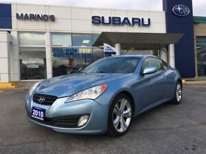 2010 Hyundai Genesis Coupe 2.0T at