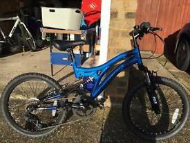 "Boys 20"" mountain bike"