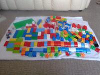 Duplo Lego over 150 pieces