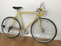 Rare E.G Bates Reynolds 531 vintage bike
