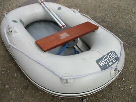 wetline 180 inflatable dinghy