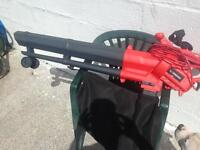 Grass blower/ vacuum