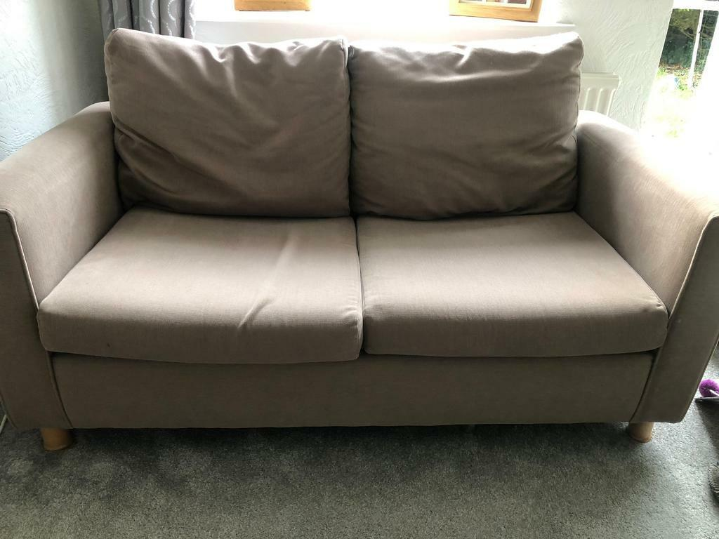 Immaculate sprung sofa bed   in Hutton, Essex   Gumtree