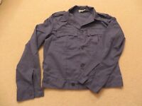 Mens Jacket, Uniform style, New, For Fancy Dress or Play costume