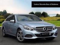 Mercedes-Benz E Class E220 BLUETEC SE (silver) 2016-01-12