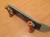 Used Route One Skateboard