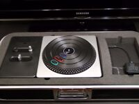 DJ Hero (Sony PlayStation 3) Turntable And Wireless Adapter (No Game)