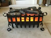 Electric Basket Fire