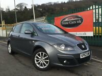 2012 (62 reg) Seat Altea 1.6 TDI Ecomotive CR SE 5dr Turbo Diesel Manual