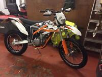 2013 KTM Freeride 350