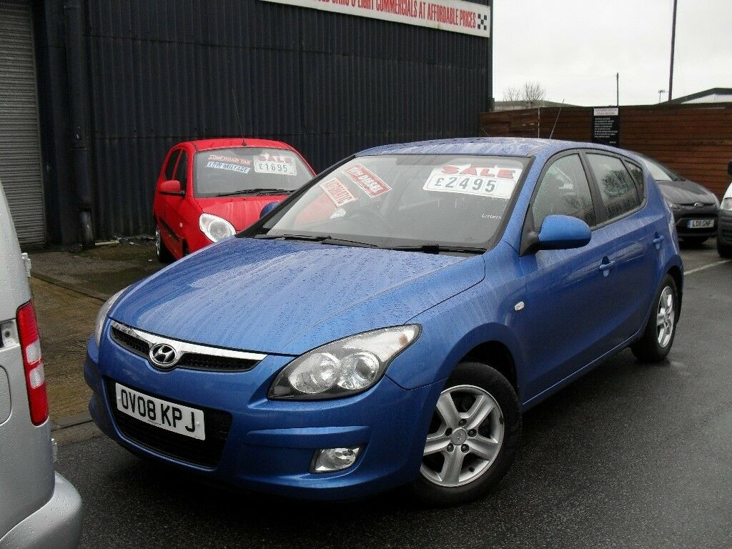 hyundai i30 crdi diesel automatic 2008 bargain 2295 px cards welcome in rochdale manchester. Black Bedroom Furniture Sets. Home Design Ideas