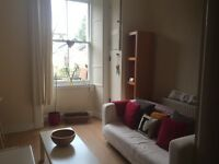 Character furnished one bed flat for one person only in Canonmills/New Town. Available 29/9/16