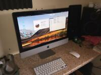 iMac 21.5 2010 With Magic Mouse And Keyboard