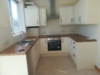 Lovely bright, newly refurbished 2 bed house -lower Arbourthorne/Heeley Green