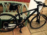 Specialise hybrid mountain bike