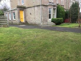 Large 3 Bedroom Ground Floor House with Large Garden in Broughty Ferry