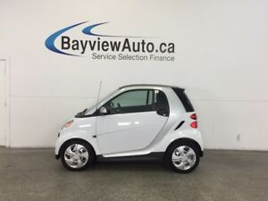 2013 Smart FORTWO - KEYLESS ENTRY! A/C! BLUETOOTH! LOW KM!