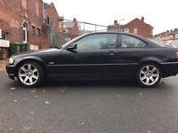 BMW 2004, LOW MILEAGE, MOT till JUNE