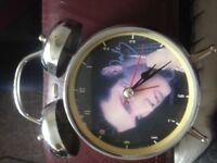 Elvis alarm clock