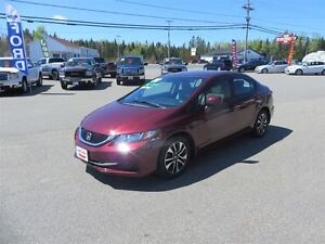 2013 Honda Civic EX SUNROOF, HTD SEATS!