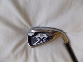 A Callaway X20 6 Iron in Excellent Condition. - Reduced Price