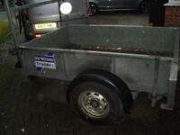 ifor williams trailer 6ft x 4ft