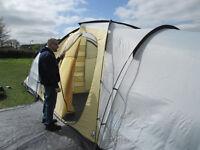 Wynnster saturn 9 man tent