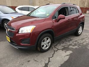 2014 Chevrolet Trax LT, Back Up Camera, AWD, Only 15,000km