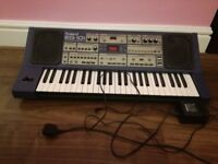 Roland eg-101 groove e keyboard synth