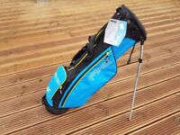 New Never Used PING L8 Stand – Carry Golf Bag Colour Electric-Blue/Black/Leaderboard-Lime