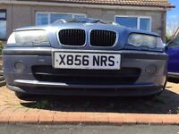 BMW 320 - Spares or Repair - No MOT - First reasonable offer